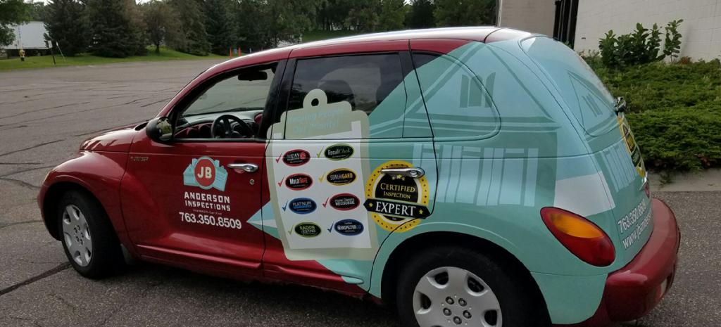 Riffland Solutions- custom vehicle wraps