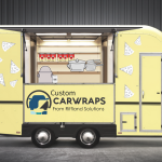 Custom Vehicle Wraps for Food Trucks - Riffland Solutions