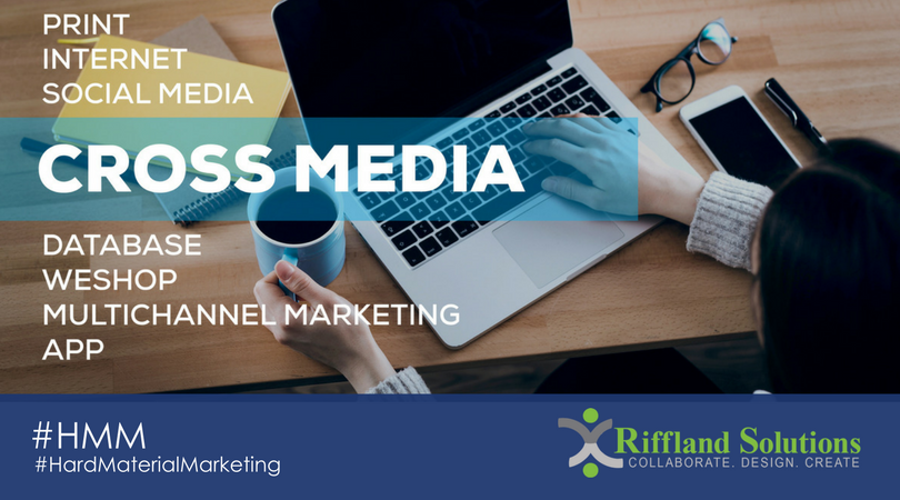 Riffland Solutions Cross Media Marketing - Mix Print & Digital Marketing