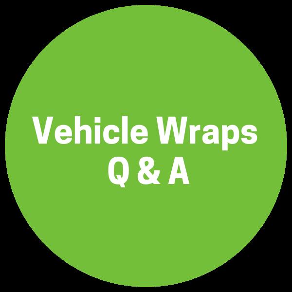 Button to Vehicle Wraps Q & A
