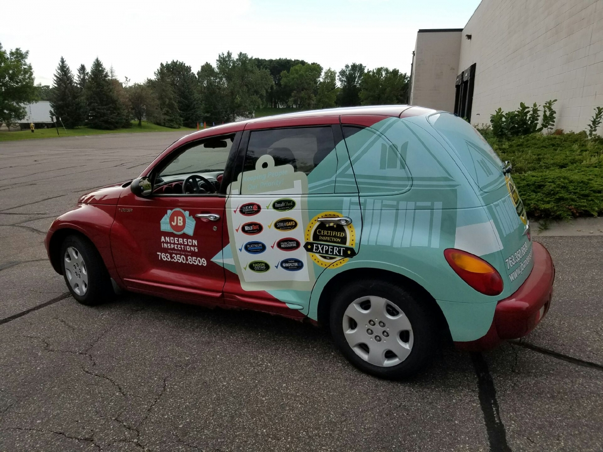 Custom Vinyl Vehicle Wraps & Graphics