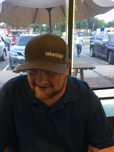 Lakeridge Electric embroidered hat - Lindstrom, MN