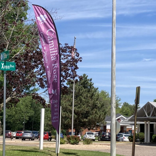 Outdoor Message Flag<br>Mary T. Inc<br>Coon Rapids, MN