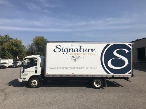 Signature Designer Services - Moving Company, vehicle wraps Plymouth, MN 55447