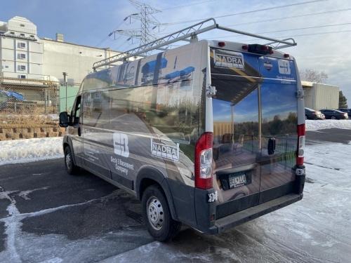 Deck and Basement Company; full vehicle wrapRichfield, MN