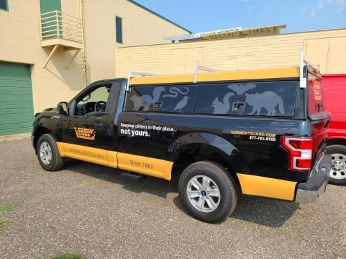 Varment Guard Vehicle WrapEdina, MN